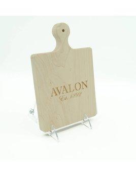 Avalon Est ART Cutting Board 9x6