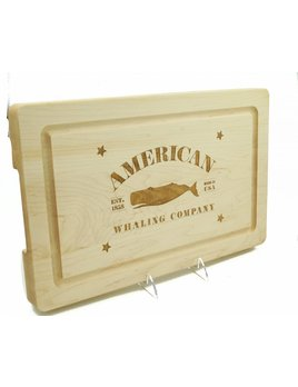 American Whaling Company Cutting Board 16x10