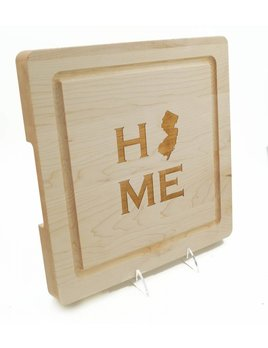 Home NJ Cutting Board 12x12