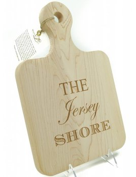 The Jersey Shore 12x8 Cutting Board