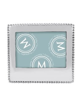 Personalize It Beaded 5x7 Frame