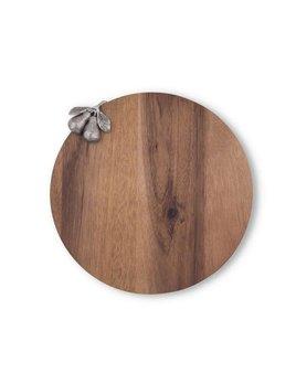Pear Cheese Board