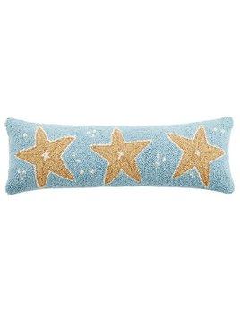 Starfish Trio 8x24 Pillow