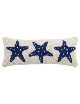 Starfish Trio 8x20 Pillow