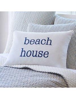 Indigo Beach House Pillow