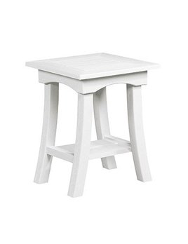 "Bay 19"" End Table"