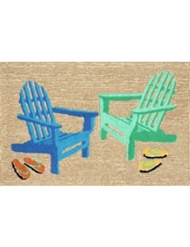 Adirondack Seaside Frontporch 24x36