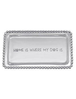Home is Where my Dog is tray