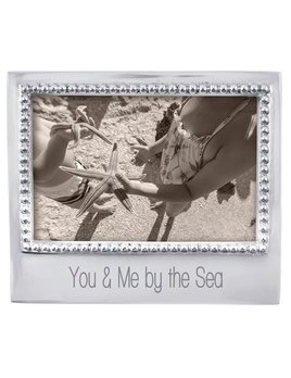 You & Me by Sea 4x6 Frame
