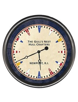 """Maritime Clock 23"""""""