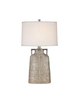 Naxos Lamp Charring Cream Glaze