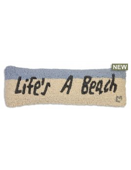 Lifes A Beach 8x24 Pillow