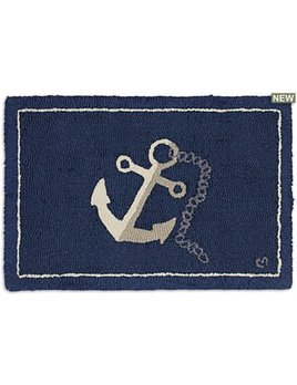 Anchor And Chain 20x30 Rug