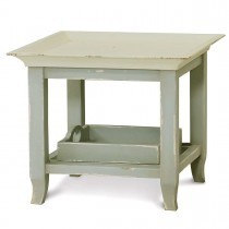 Aries Collection Newport Coffee End Table with Tray