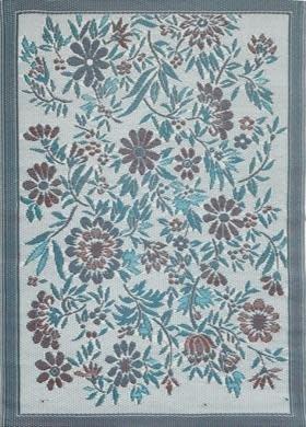 6x9 Wildflowers Stone Terra
