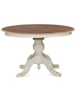 Provence 4' Round Pedestal Table