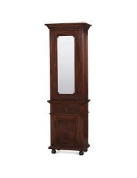 Roosevelt TAll Bath CAbinet Mirror