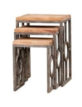 Urban Nesting Table