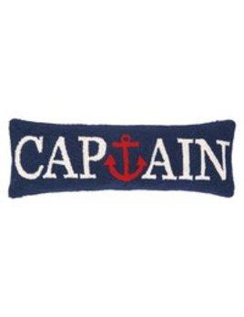 Captain Hook Pillow 8x24