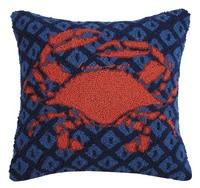 Crab HP Pillow 18x18