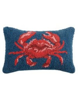 Crab HP Pillow  8x12