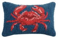 Crab HP Pillow  8x12