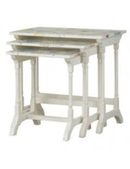 Provence Empire Nesting Tables OCB