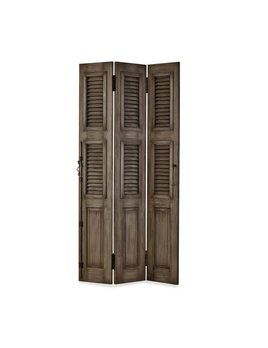 Cottage Collection  Narrow Shutter Screen