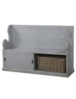 Homestead Collection Lincoln Entry Bench Large