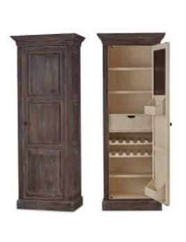 Homestead Collection Sanoma Narrow Kitchen Cupboard