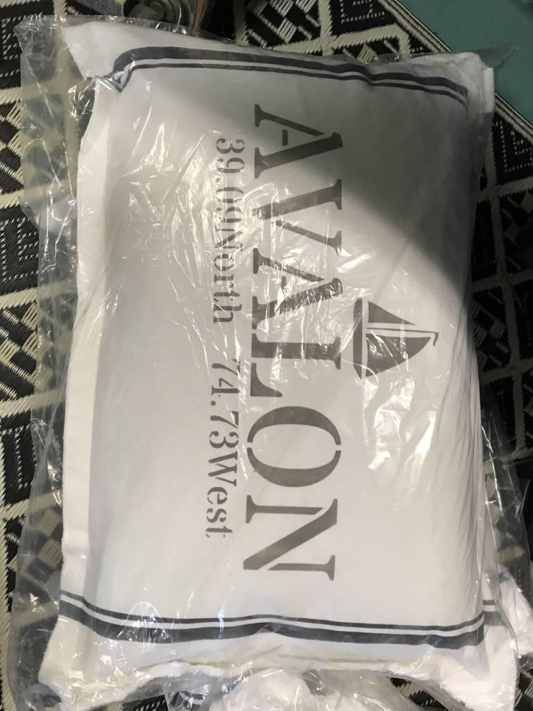 18x25 Pillow