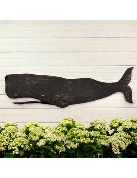 Folk Whale Cutout