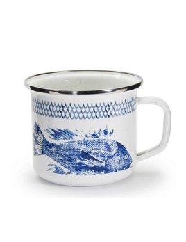 Fish Camp Grande Mug