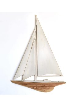 Sailboat Wooden