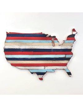 USA Pallet Map