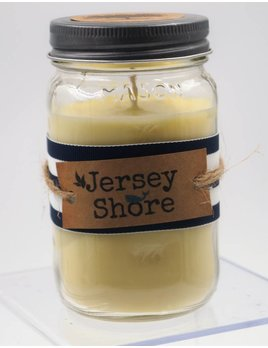 Jersey Shore Jar Candle