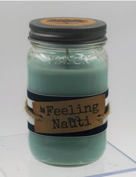 Feeling Nauti Jar Candle