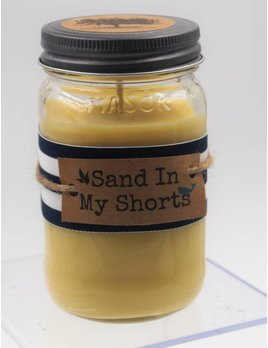 Sand in My Shorts Jar Candle