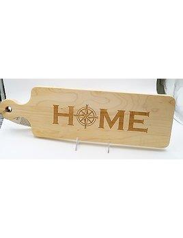 Compass Home Cutting Board 20x6