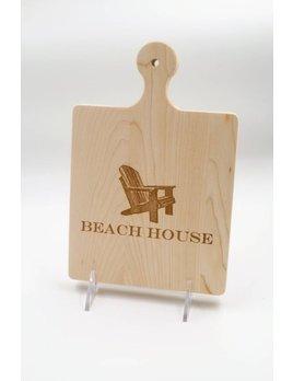Beach Chair 9x6 Cutting Board