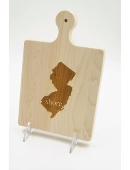 Shore NJ Cutting Board 9x6
