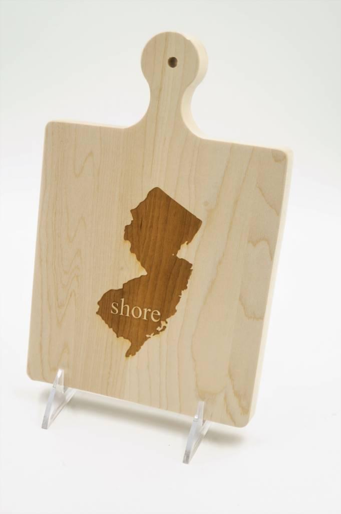 Cutting Board 9x6 Shore NJ  ART