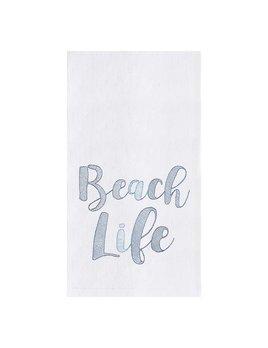 Beach Life Kitchen Towel