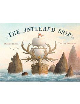 Antlered Ship Book