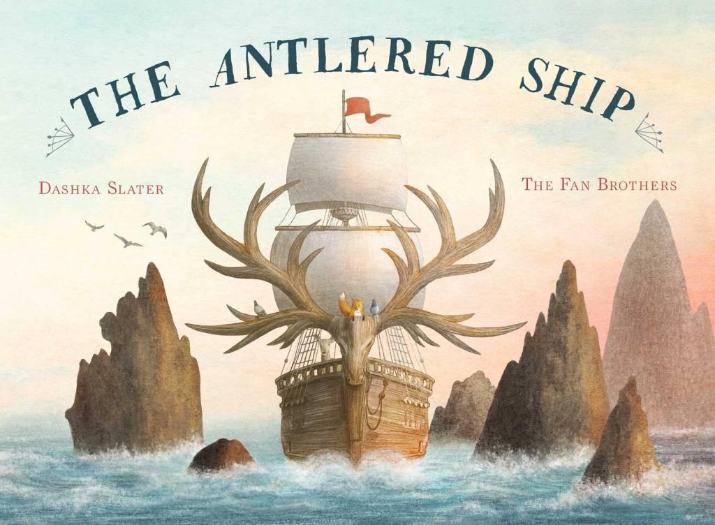 Antlered Ship Book