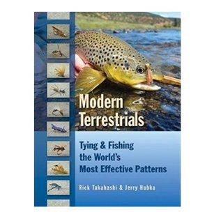 Modern Terrestrials - Tying & Fishing Book
