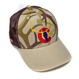 Rep Your Water Rep Your Water 2.0 Elk Hat