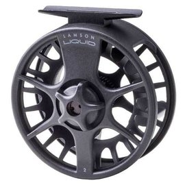Waterworks-Lamson Lamson Liquid 2 Reel - Black