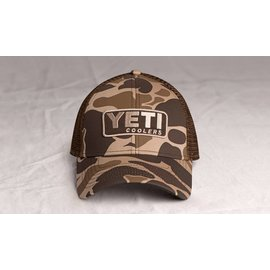 YETI YETI Custom Camo Hat with Patch
