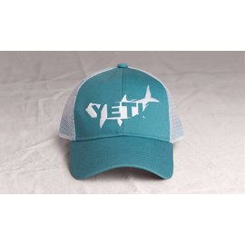 YETI YETI Tarpon Trucker Hat - Teal